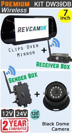 Caravan Reversing Camera / Rear View Kits